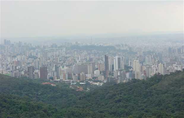 Center of Belo Horizonte and Building Niemeyer