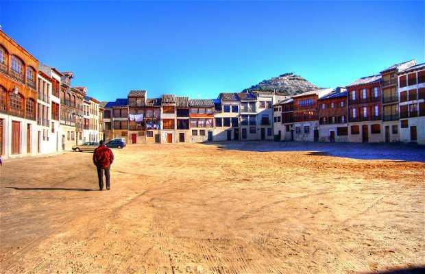 Coso square
