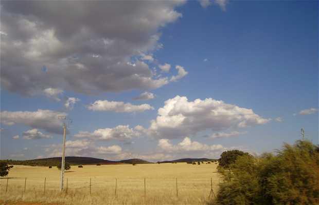 Landscapes of Castilla