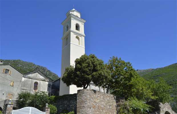 Iglesia Santa María y Capilla San Roque