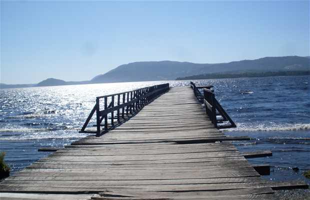 Huillinco Lake