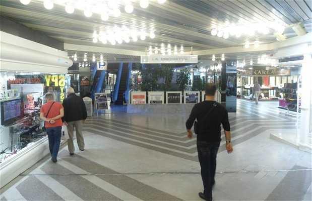 Centre Commercial Gray d'Albion