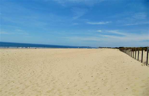 Playa del Cruce de la Redondela
