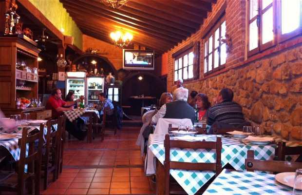 Muros Cider Bar of Llanes