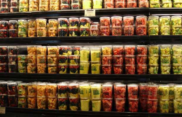 Mercado Orgánico Whole Foods