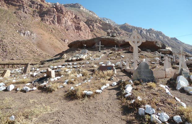 Andes Cementary