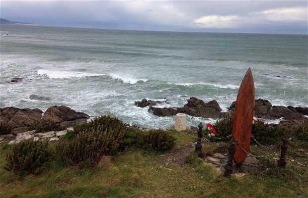 Recuerdo a los surfistas