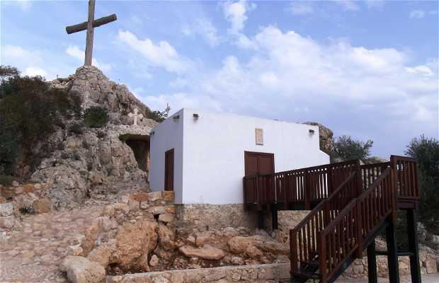 Gruta de San Epifanio (Agia Napa)
