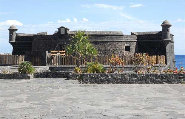 Castle of Caleta de los Negros