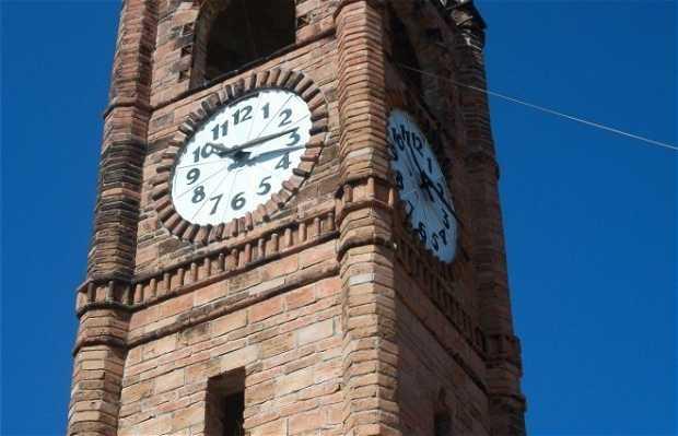Reloj Chiapa de Corzo