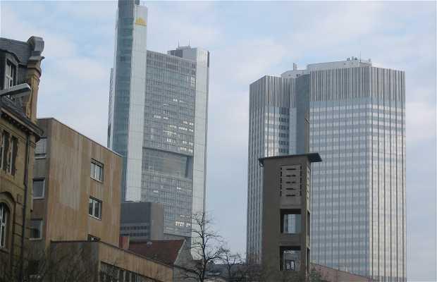 Torre Commerzbank di Francoforte