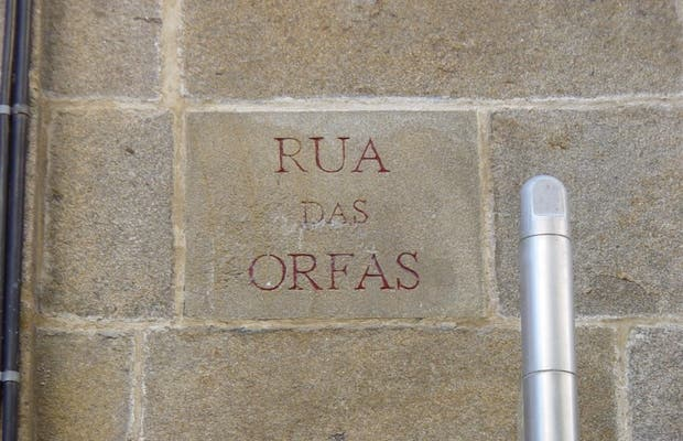 Rúa das Orfas