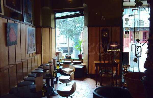 Pouss Cafe