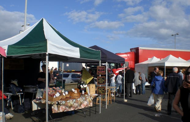 Market of Howth