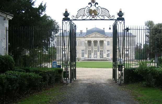 Buzay castle
