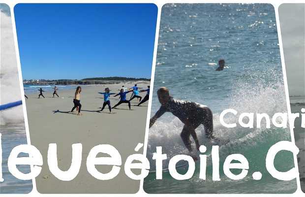 à la bleue étoile Canarias Surf