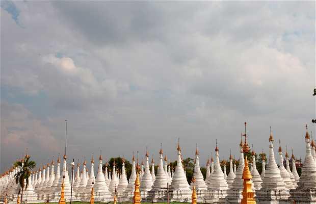 Pagoda Sandamuni