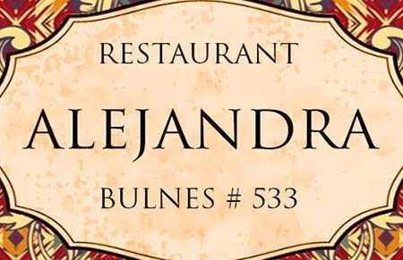Restaurante Alejandra