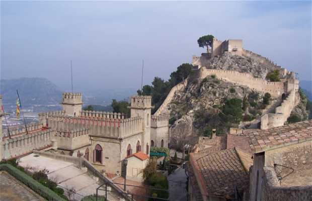 Castello di Xativa