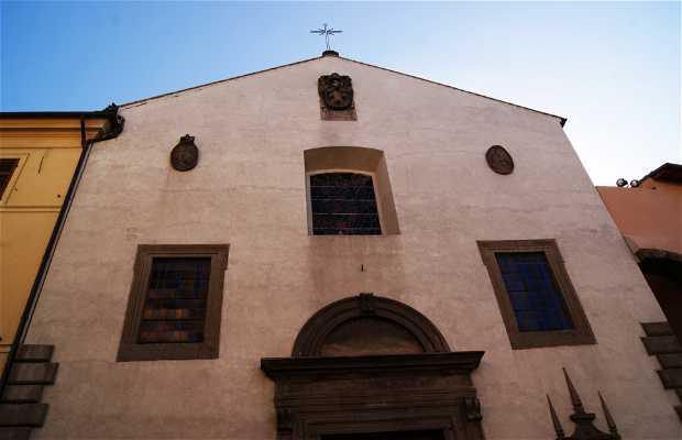 Iglesia de Sant Angelo in Spatha