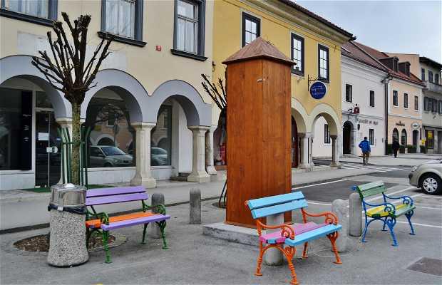 Plaza Glavni