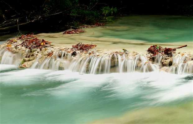Réserve naturelle de la rivière Urederra