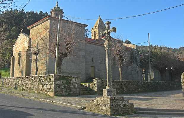 Santa María Das Areas Church