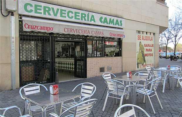 Cerveceria Camas Sevilla