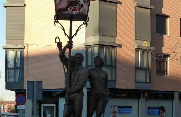 Monument à la fête des Faroles
