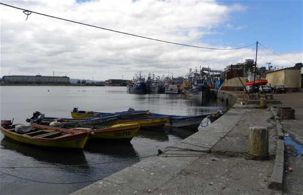 Puerto de Talcahuano