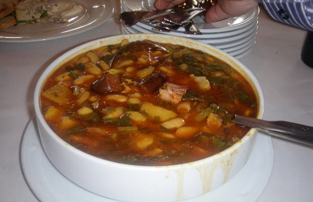 Restaurant Las Caldas