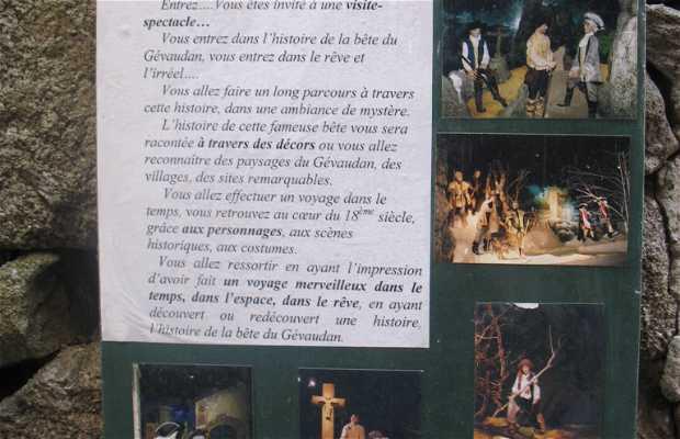 Museo fantástico de la Bestia del Gévaudan