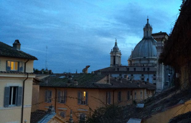 Bramante Terrace - Hotel Raphael