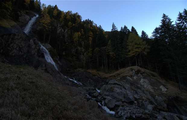 Cascadas del Lares