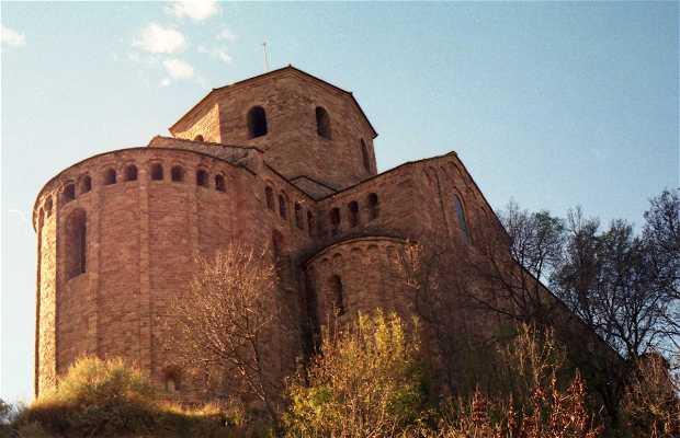 San Vicente de Cardona church