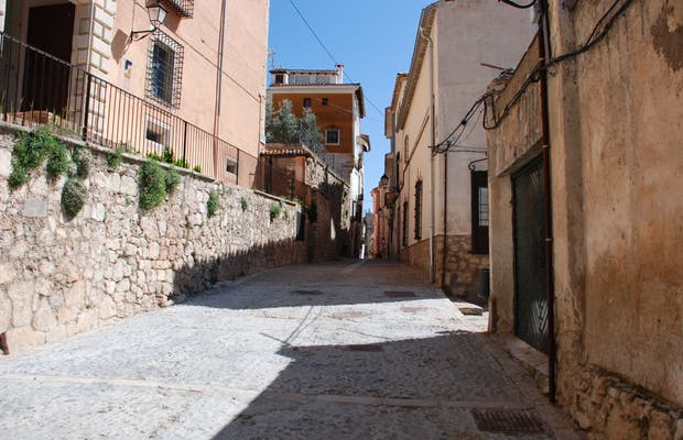 Calle Pilares