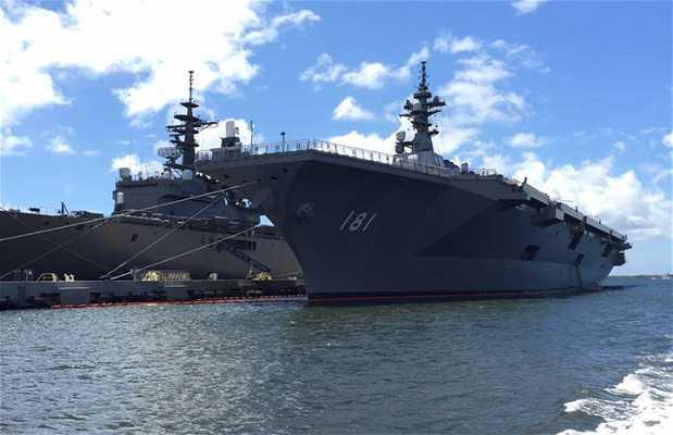 Memorial do USS Arizona