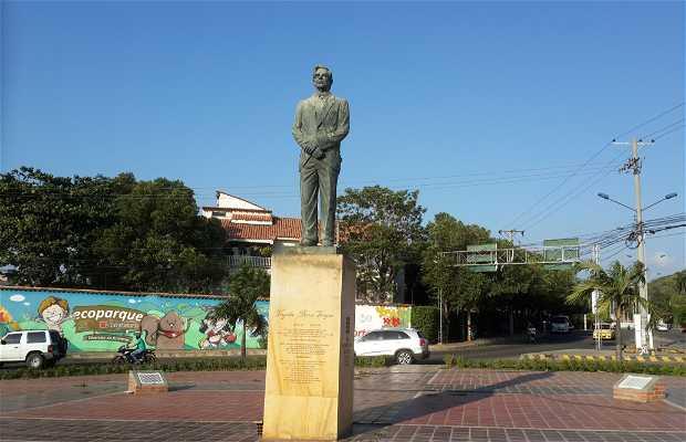 Monumento a Virgilio Barco Vargas
