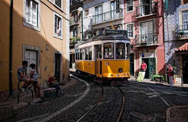 Calzada de sao Vicente (Lisboa)