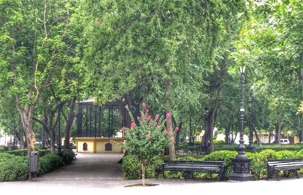 Plaza de armas de San Pedro Garza García