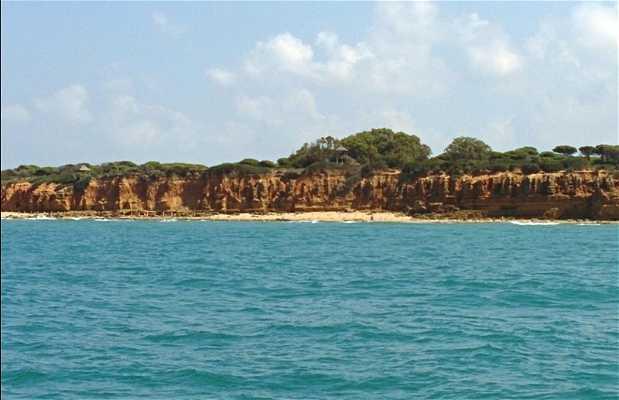 Excursión en barco por Sancti Petri