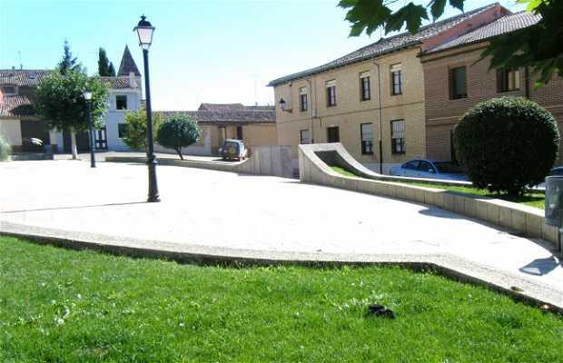 Vallejo Najera square