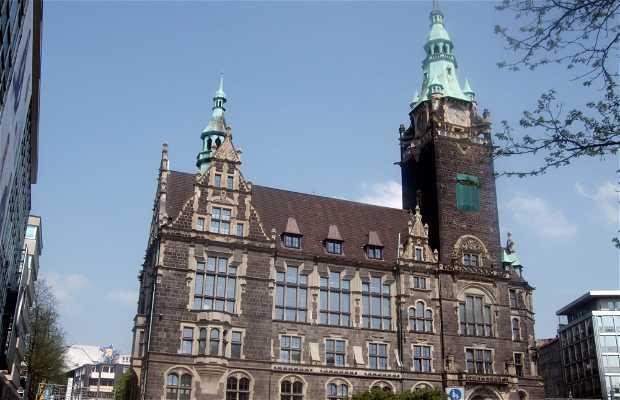 Ayuntamiento de Wuppertal