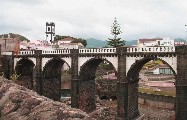 Puente de los Ocho Arcos (Ribeira Grande)