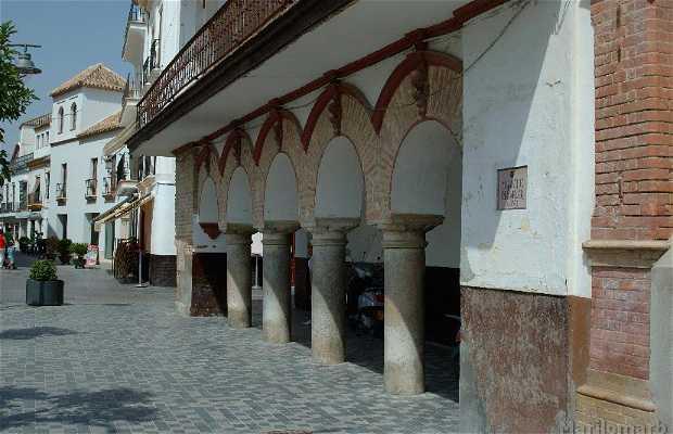 Écija arcades