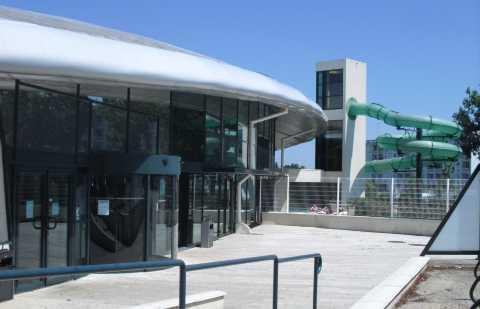 Centro acuático de la Pépinière