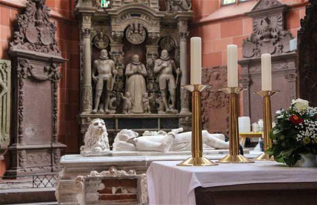 Eglise Sainte Marie de Wertheim