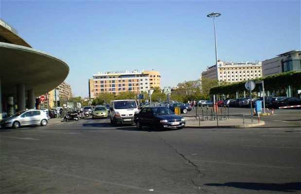Stazione di Santa Justa di Siviglia