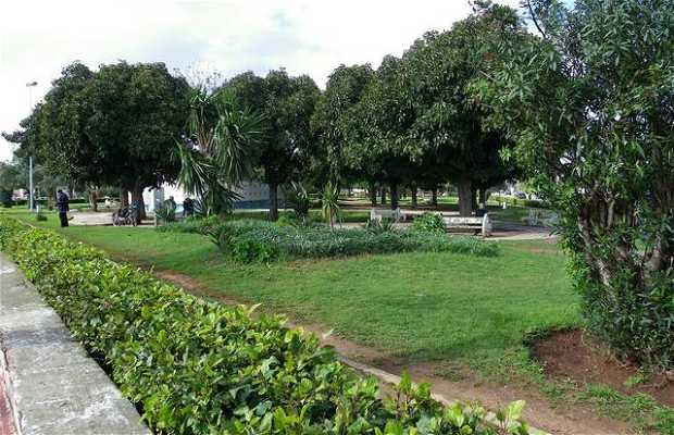 Jardin Val d'Anfa