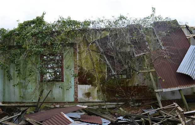 Casa Abandonada - Forqueta